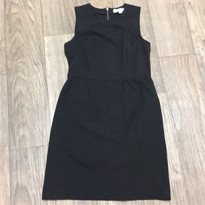 Loft little black sheath dress